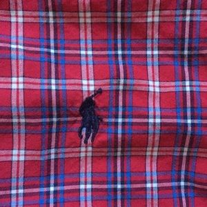 Ralph Lauren Shirts & Tops - Boys Button Down Short Sleeve 24 M Polo